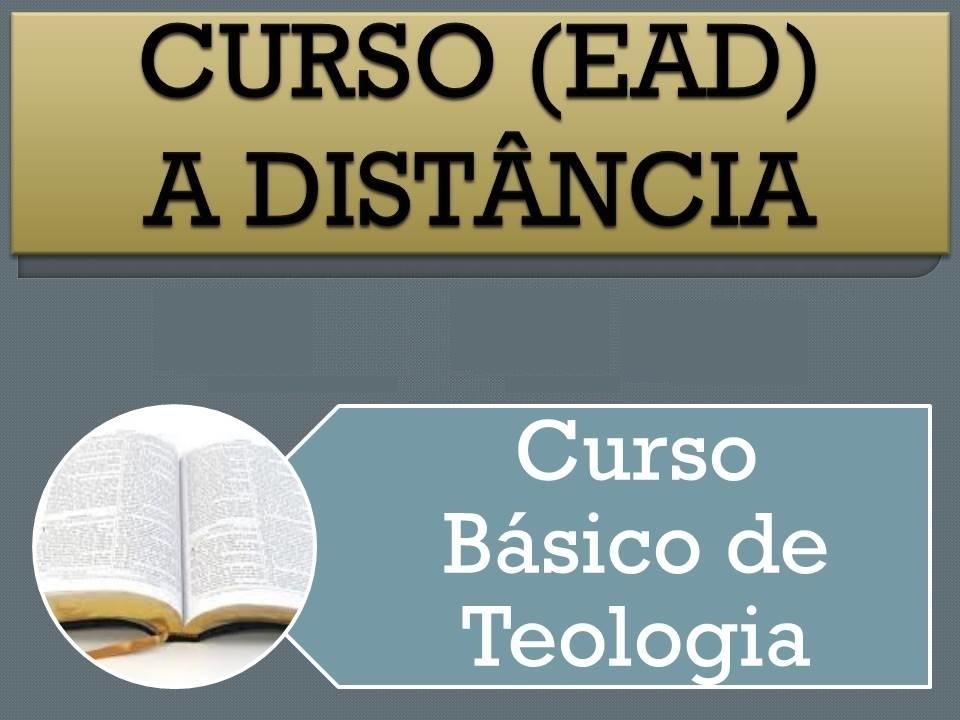 Curso Básico de Teologia Modular a distância